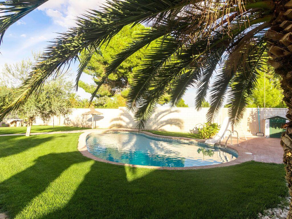 Ferienhaus Faszinierendes Ferienhaus in Villacañas mit Swimmingpool (2753633), Villacañas, Toledo, Kastilien-La Mancha, Spanien, Bild 2