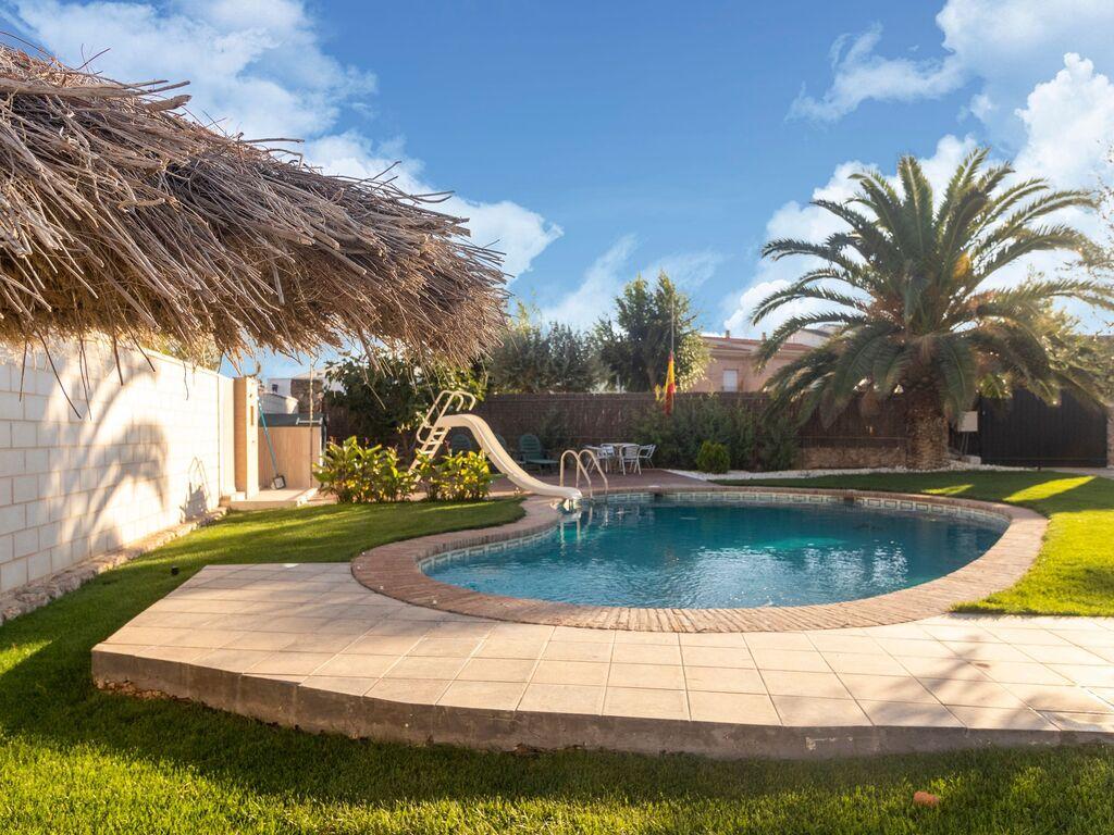Ferienhaus Faszinierendes Ferienhaus in Villacañas mit Swimmingpool (2753633), Villacañas, Toledo, Kastilien-La Mancha, Spanien, Bild 3