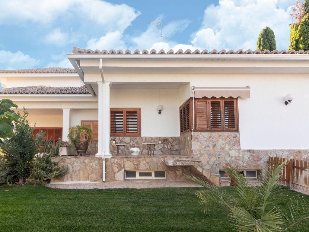 Ferienhaus Faszinierendes Ferienhaus in Villacañas mit Swimmingpool (2753633), Villacañas, Toledo, Kastilien-La Mancha, Spanien, Bild 8