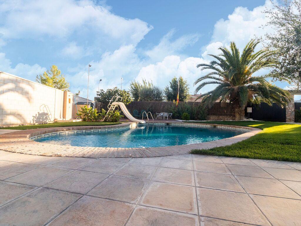 Ferienhaus Faszinierendes Ferienhaus in Villacañas mit Swimmingpool (2753633), Villacañas, Toledo, Kastilien-La Mancha, Spanien, Bild 4