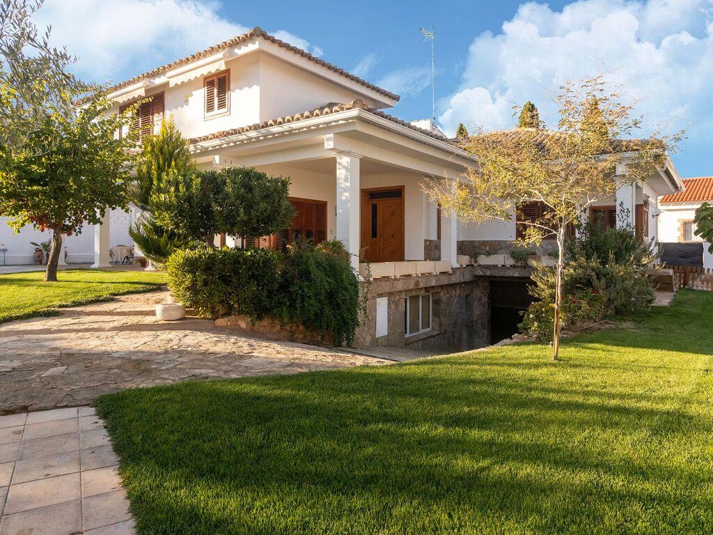 Ferienhaus Faszinierendes Ferienhaus in Villacañas mit Swimmingpool (2753633), Villacañas, Toledo, Kastilien-La Mancha, Spanien, Bild 7