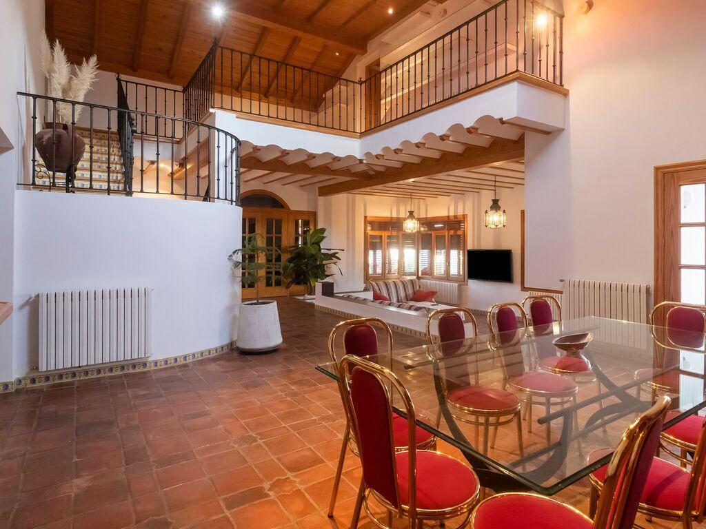 Ferienhaus Faszinierendes Ferienhaus in Villacañas mit Swimmingpool (2753633), Villacañas, Toledo, Kastilien-La Mancha, Spanien, Bild 14