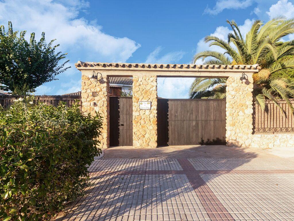 Ferienhaus Faszinierendes Ferienhaus in Villacañas mit Swimmingpool (2753633), Villacañas, Toledo, Kastilien-La Mancha, Spanien, Bild 9