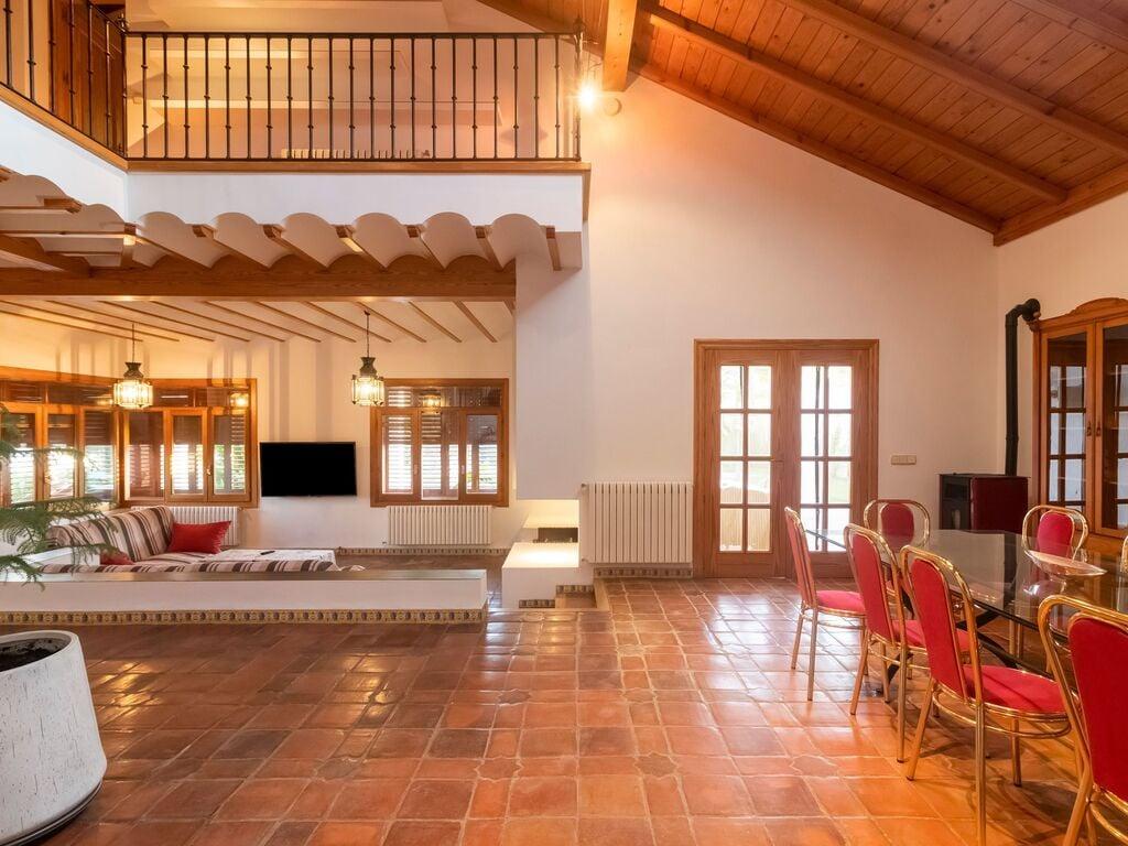 Ferienhaus Faszinierendes Ferienhaus in Villacañas mit Swimmingpool (2753633), Villacañas, Toledo, Kastilien-La Mancha, Spanien, Bild 11