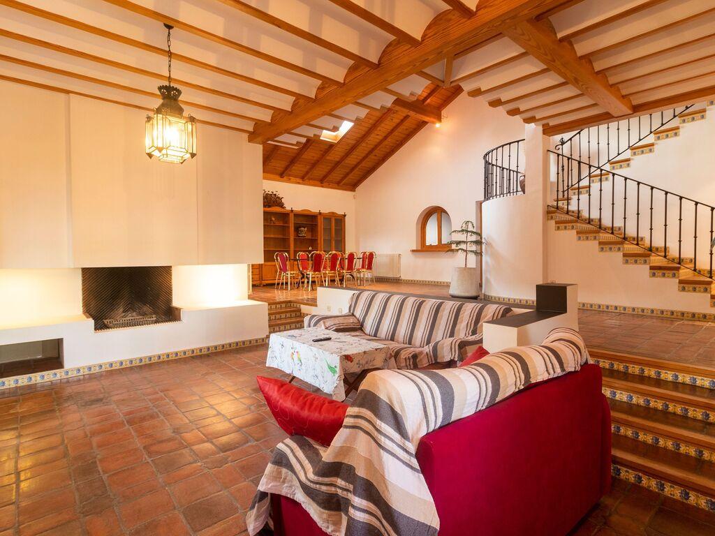 Ferienhaus Faszinierendes Ferienhaus in Villacañas mit Swimmingpool (2753633), Villacañas, Toledo, Kastilien-La Mancha, Spanien, Bild 12