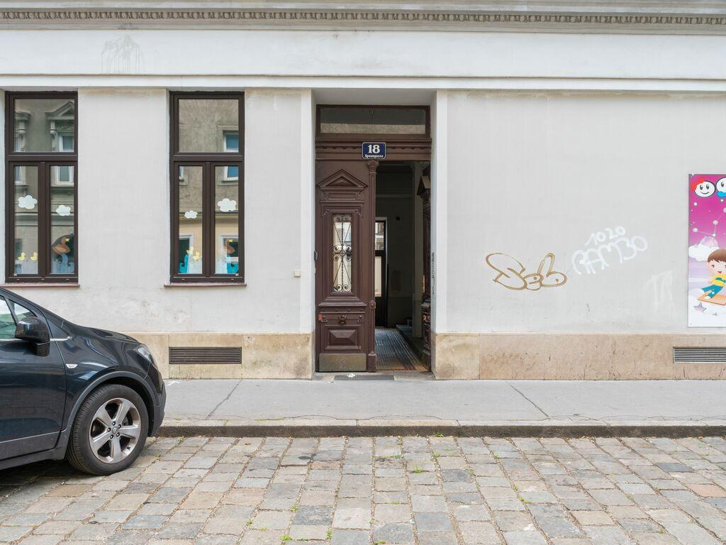 Ferienwohnung Elegante Wohnung in Wien mit Patio (2814646), Wien, , Wien, Österreich, Bild 11