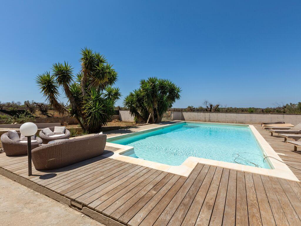 Ferienhaus Erfrischende Villa in Ugento mit privatem Pool (2786164), Ugento, Lecce, Apulien, Italien, Bild 8