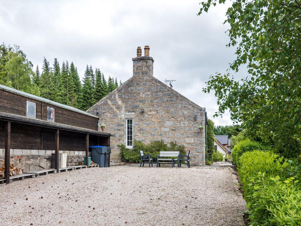 Ferienhaus Malerisches Ferienhaus in Inverurie nahe Schloss Fraser (2780382), Little Ley, Highlands and Islands, Schottland, Grossbritannien, Bild 28