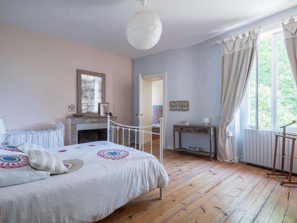 Ferienhaus Heritage-Schloss in Courpignac, Frankreich, mit Schwimmbad (1404753), Montendre, Atlantikküste Charente-Maritime, Poitou-Charentes, Frankreich, Bild 15