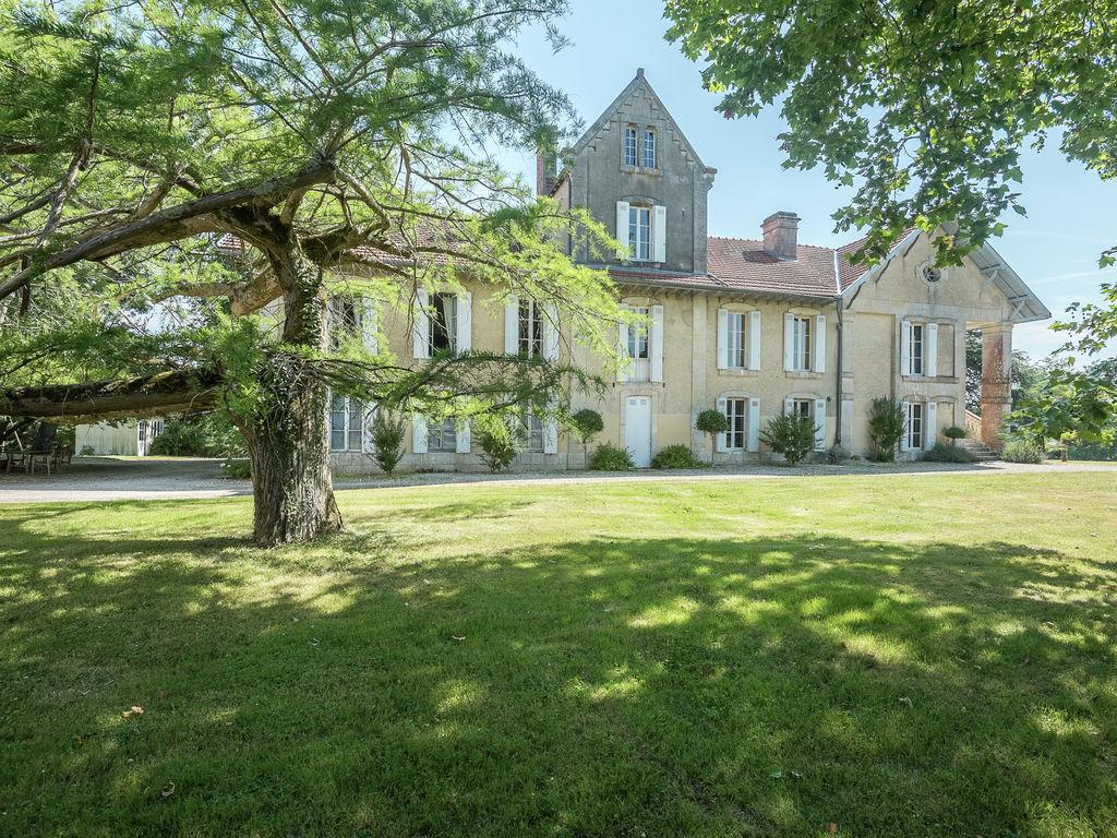 Ferienhaus Heritage-Schloss in Courpignac, Frankreich, mit Schwimmbad (1404753), Montendre, Atlantikküste Charente-Maritime, Poitou-Charentes, Frankreich, Bild 3