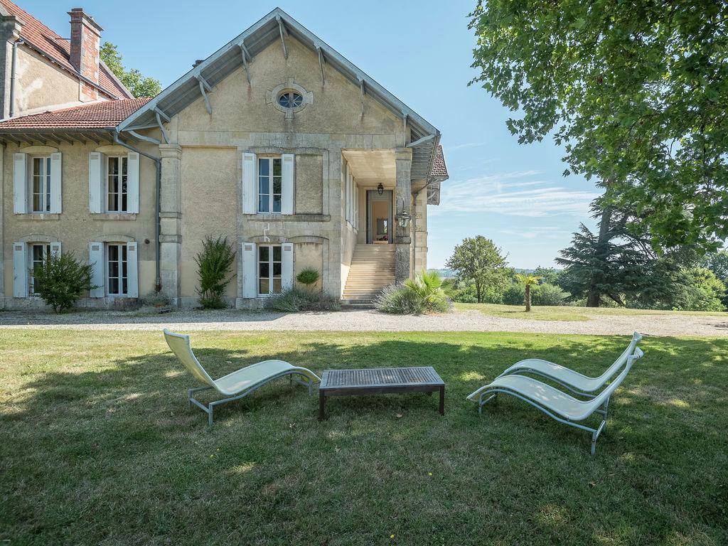 Ferienhaus Heritage-Schloss in Courpignac, Frankreich, mit Schwimmbad (1404753), Montendre, Atlantikküste Charente-Maritime, Poitou-Charentes, Frankreich, Bild 31
