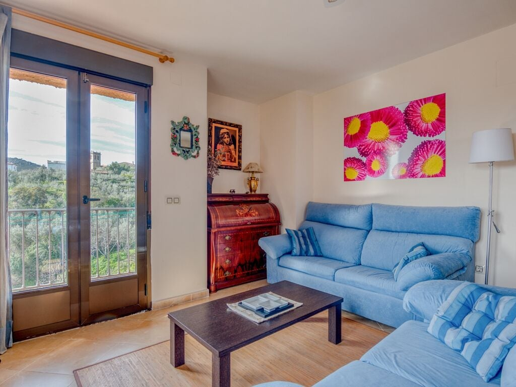 Schöne Wohnung in Herguijuela de la Sierra mi