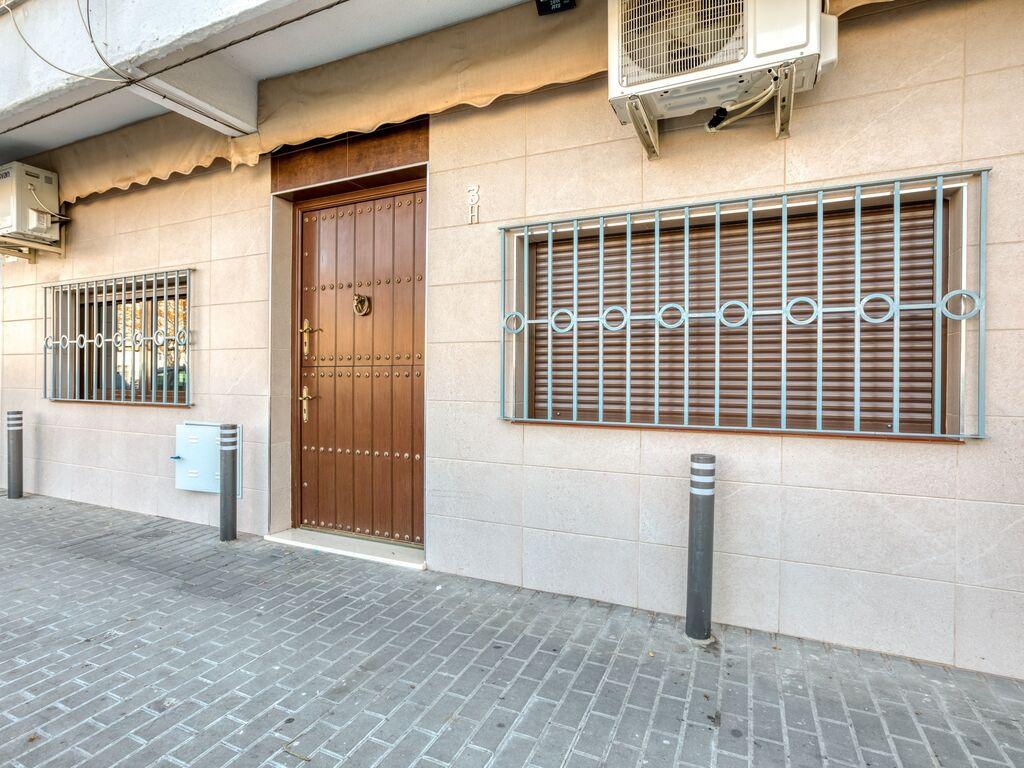 Gemütliche Wohnung in Sevilla in der Näh
