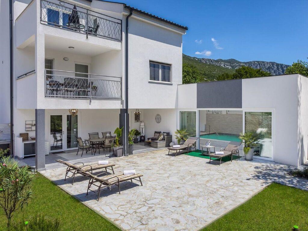 Maison de vacances Hinreißendes Ferienhaus in Tribalj in der Nähe der Biserujka-Höhlen (2819198), Tribalj, , Kvarner, Croatie, image 1