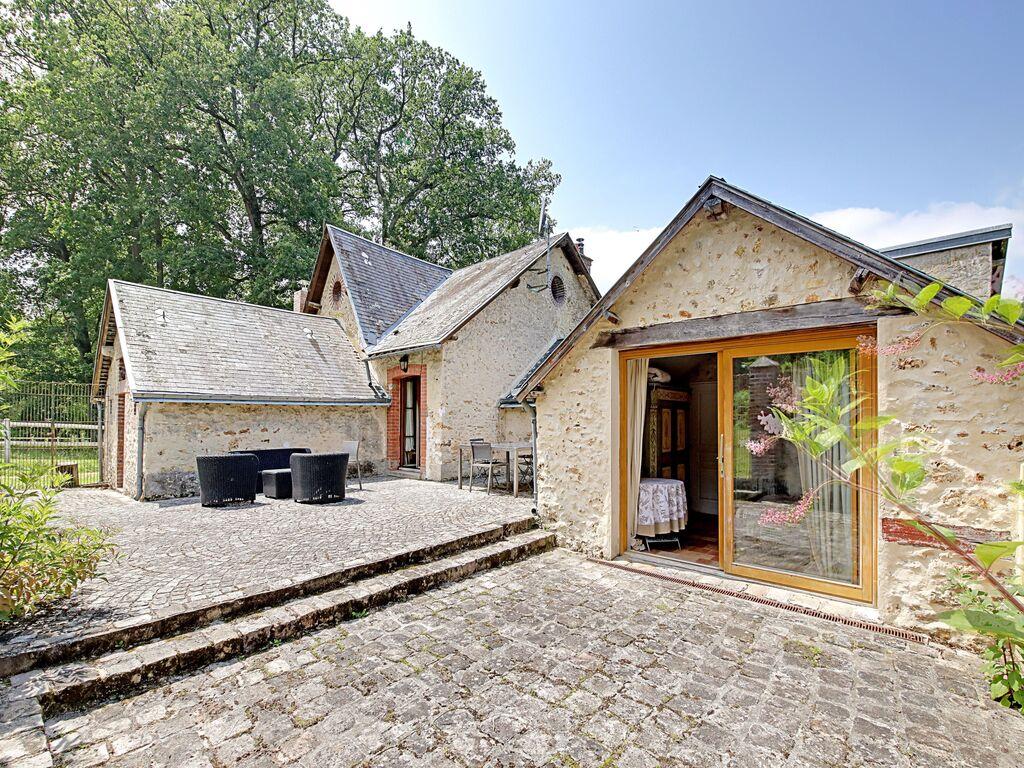Ferienhaus in Raizeux in einem ruhigen Bob Dylan (2870675), Émancé, Yvelines, Paris - Ile de France, Frankreich, Bild 14