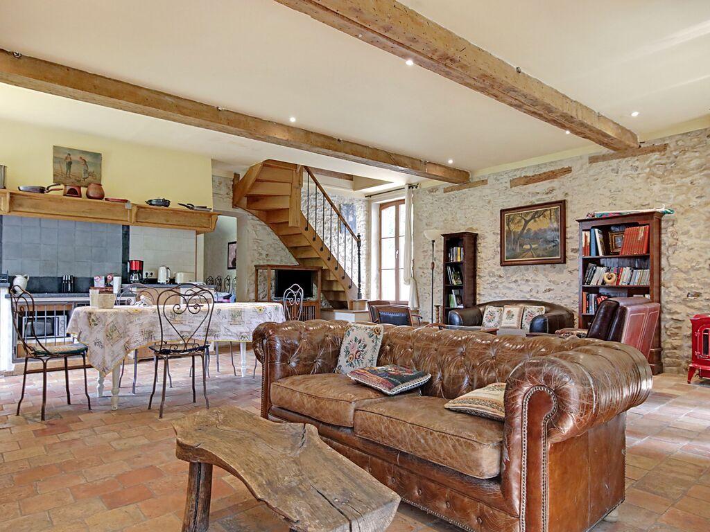 Ferienhaus in Raizeux in einem ruhigen Bob Dylan (2870675), Émancé, Yvelines, Paris - Ile de France, Frankreich, Bild 2