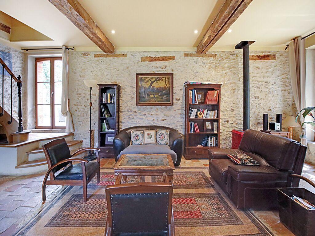 Ferienhaus in Raizeux in einem ruhigen Bob Dylan (2870675), Émancé, Yvelines, Paris - Ile de France, Frankreich, Bild 4