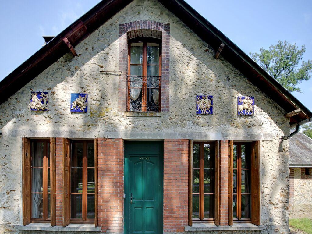Ferienhaus in Raizeux in einem ruhigen Bob Dylan (2870675), Émancé, Yvelines, Paris - Ile de France, Frankreich, Bild 12