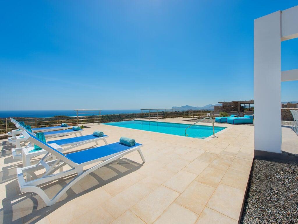 Holiday house Schöne neue Luxusvilla mit Überlaufpool, Außenküche und Meerblick (2753002), Faliraki, Rhodes, Dodecanes Islands, Greece, picture 3