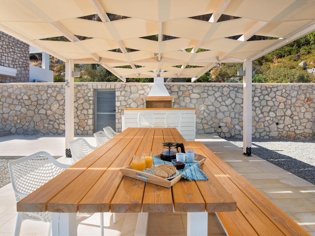 Holiday house Schöne neue Luxusvilla mit Überlaufpool, Außenküche und Meerblick (2753002), Faliraki, Rhodes, Dodecanes Islands, Greece, picture 22
