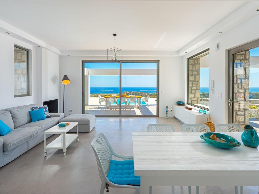 Holiday house Schöne neue Luxusvilla mit Überlaufpool, Außenküche und Meerblick (2753002), Faliraki, Rhodes, Dodecanes Islands, Greece, picture 9