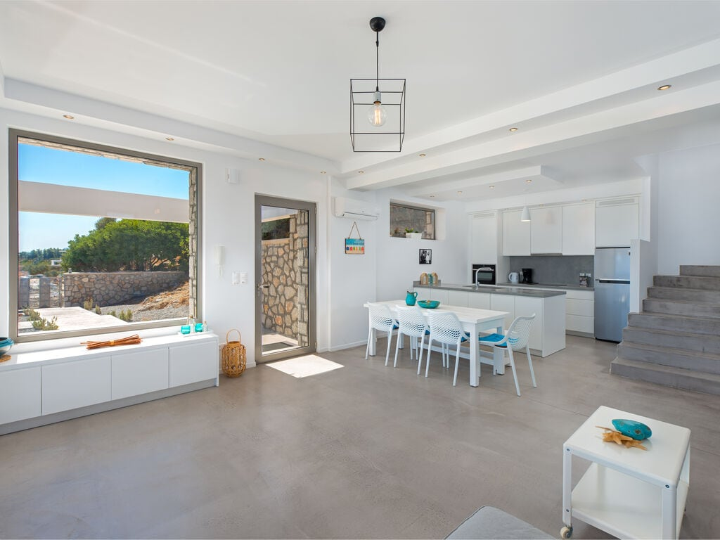 Holiday house Schöne neue Luxusvilla mit Überlaufpool, Außenküche und Meerblick (2753002), Faliraki, Rhodes, Dodecanes Islands, Greece, picture 11