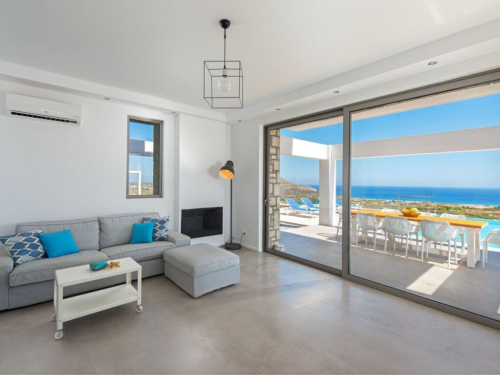 Holiday house Schöne neue Luxusvilla mit Überlaufpool, Außenküche und Meerblick (2753002), Faliraki, Rhodes, Dodecanes Islands, Greece, picture 10