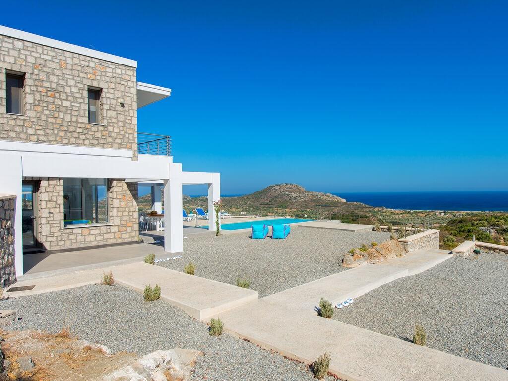 Holiday house Schöne neue Luxusvilla mit Überlaufpool, Außenküche und Meerblick (2753002), Faliraki, Rhodes, Dodecanes Islands, Greece, picture 2
