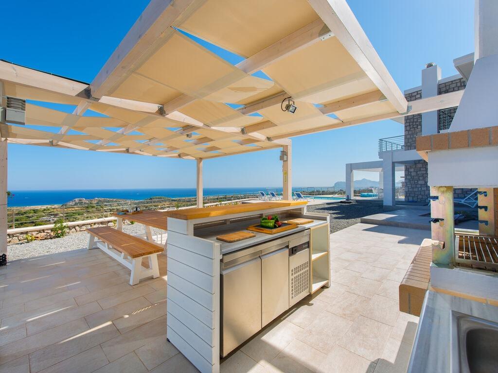 Holiday house Schöne neue Luxusvilla mit Überlaufpool, Außenküche und Meerblick (2753002), Faliraki, Rhodes, Dodecanes Islands, Greece, picture 28