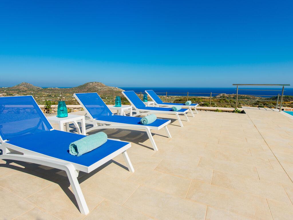 Holiday house Schöne neue Luxusvilla mit Überlaufpool, Außenküche und Meerblick (2753002), Faliraki, Rhodes, Dodecanes Islands, Greece, picture 23
