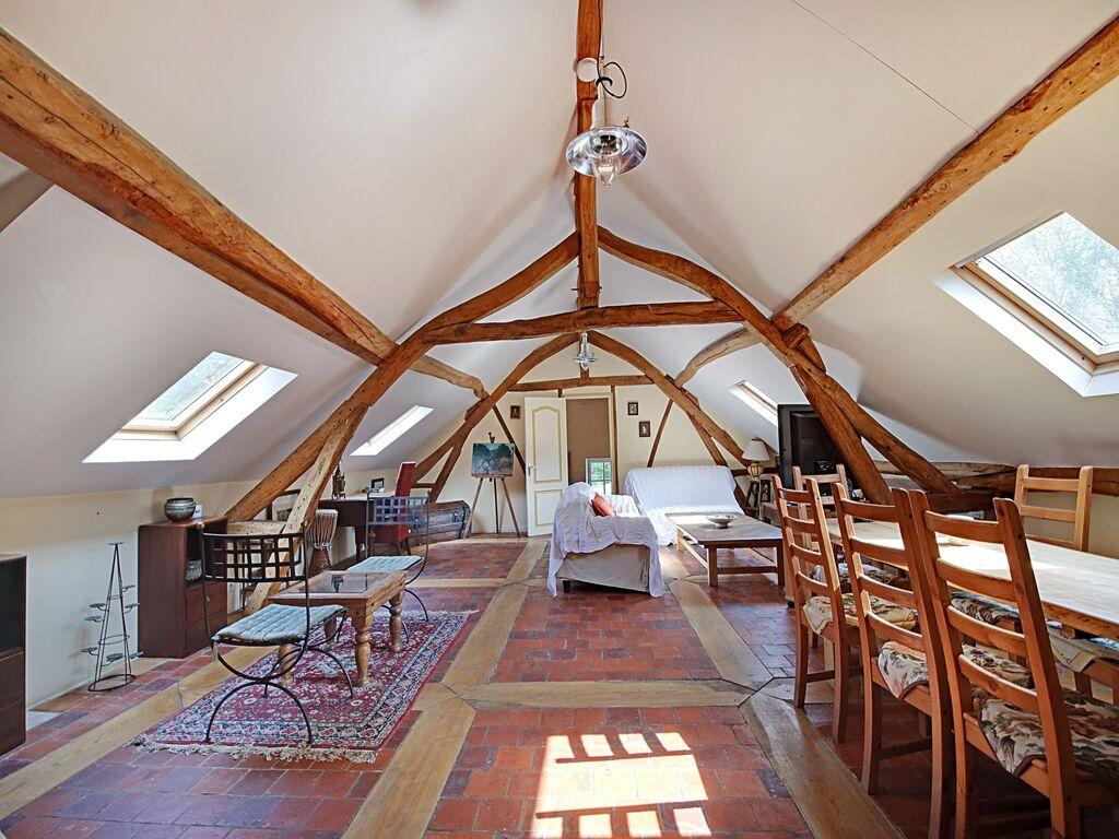 Ferienhaus Charmantes Ferienhaus in Raizeux in der Nähe von Forest (2870644), Émancé, Yvelines, Paris - Ile de France, Frankreich, Bild 3