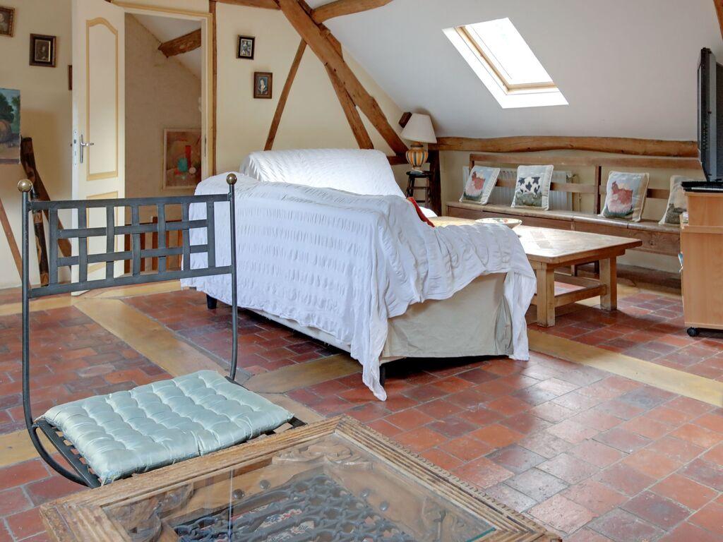Ferienhaus Charmantes Ferienhaus in Raizeux in der Nähe von Forest (2870644), Émancé, Yvelines, Paris - Ile de France, Frankreich, Bild 12