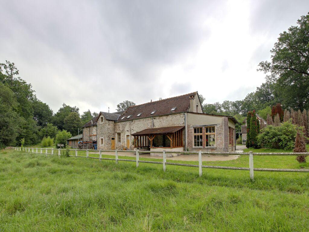 Ferienhaus Charmantes Ferienhaus in Raizeux in der Nähe von Forest (2870644), Émancé, Yvelines, Paris - Ile de France, Frankreich, Bild 1