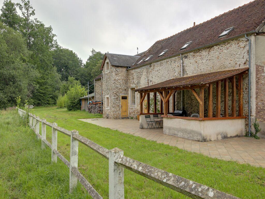 Ferienhaus Charmantes Ferienhaus in Raizeux in der Nähe von Forest (2870644), Émancé, Yvelines, Paris - Ile de France, Frankreich, Bild 8