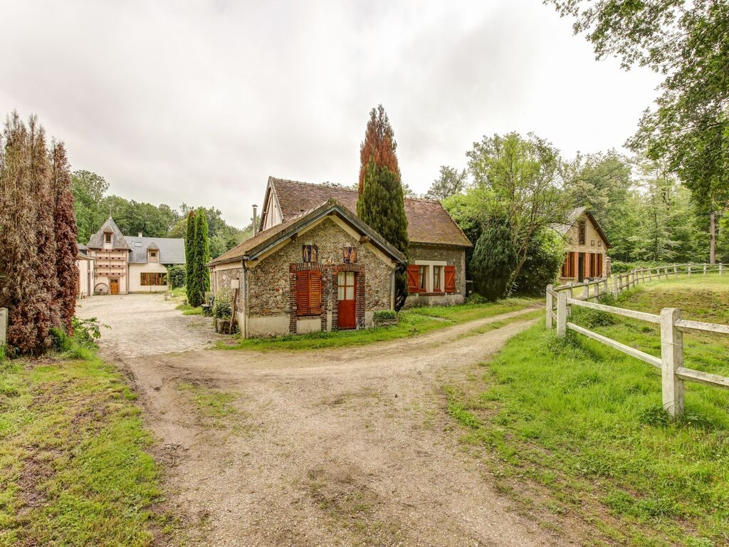 Ferienhaus Traumferienhaus in Raizeux mit Terrasse (2795515), Émancé, Yvelines, Paris - Ile de France, Frankreich, Bild 8