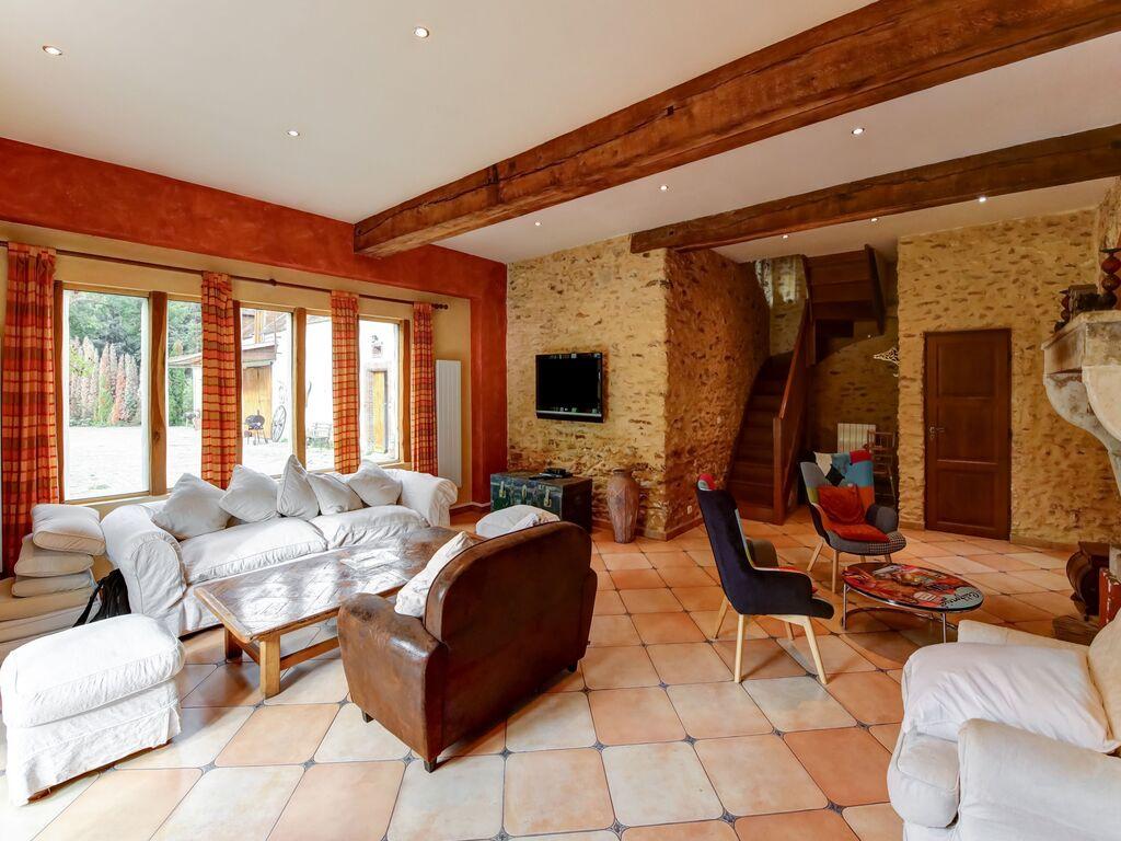 Ferienhaus Angenehmes Ferienhaus in Raizeux mit Garten (2870641), Émancé, Yvelines, Paris - Ile de France, Frankreich, Bild 12