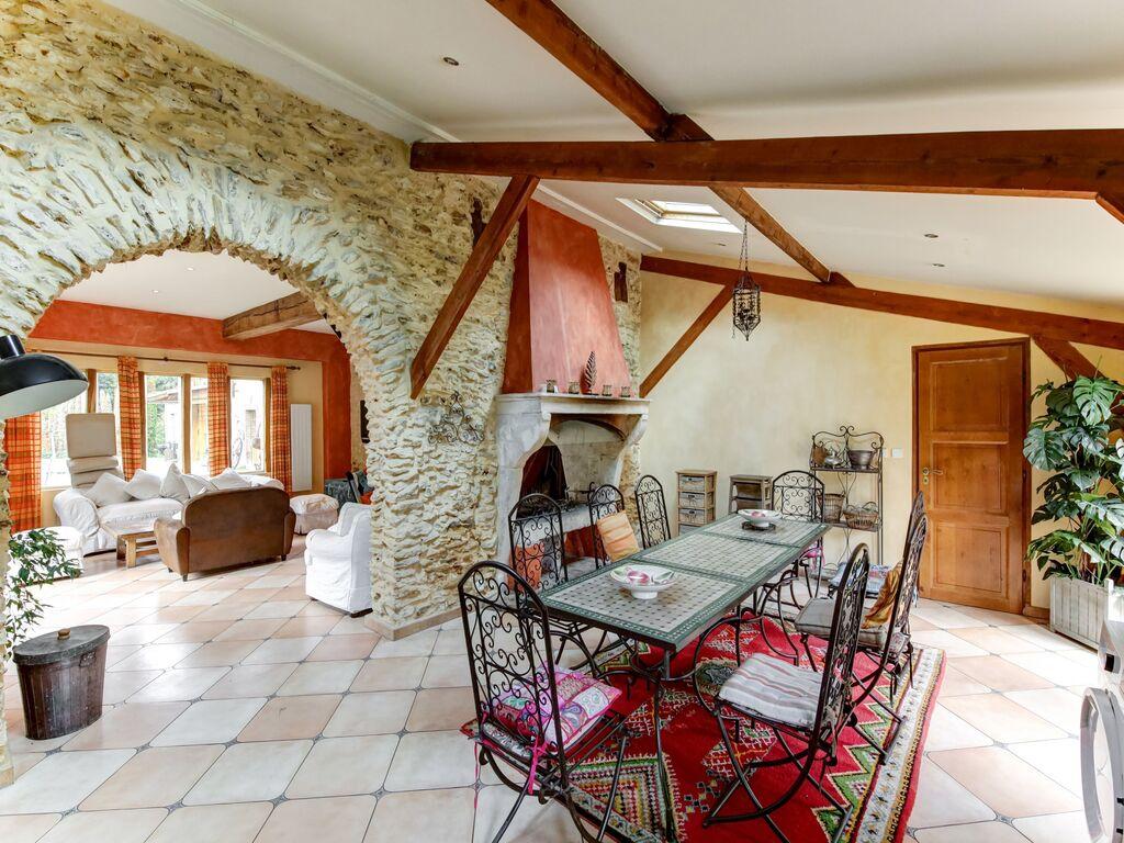 Ferienhaus Angenehmes Ferienhaus in Raizeux mit Garten (2870641), Émancé, Yvelines, Paris - Ile de France, Frankreich, Bild 19