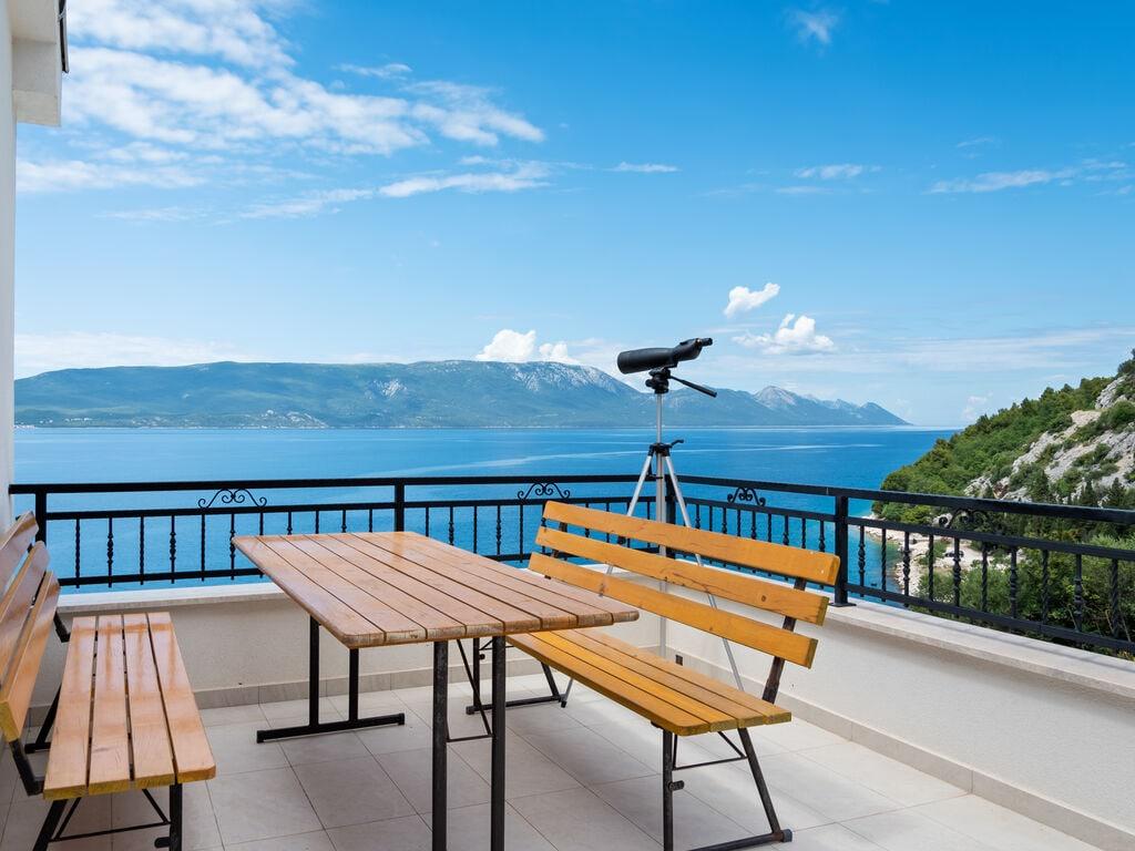 Nobles Ferienhaus in Slivno - Duba mit Swimmingpoo Ferienhaus in Kroatien