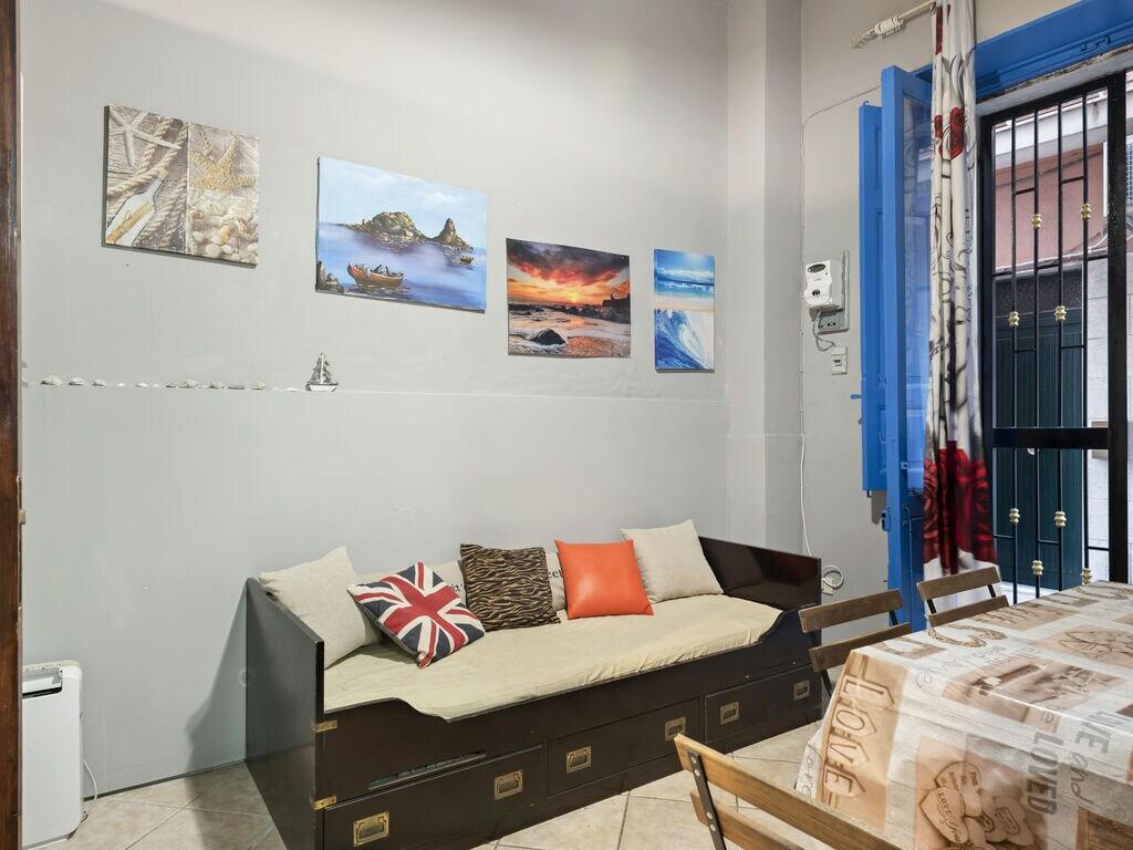 Maison de vacances appartamentino centrale ad acitrezza (2753185), Aci Castello, Catania, Sicile, Italie, image 6