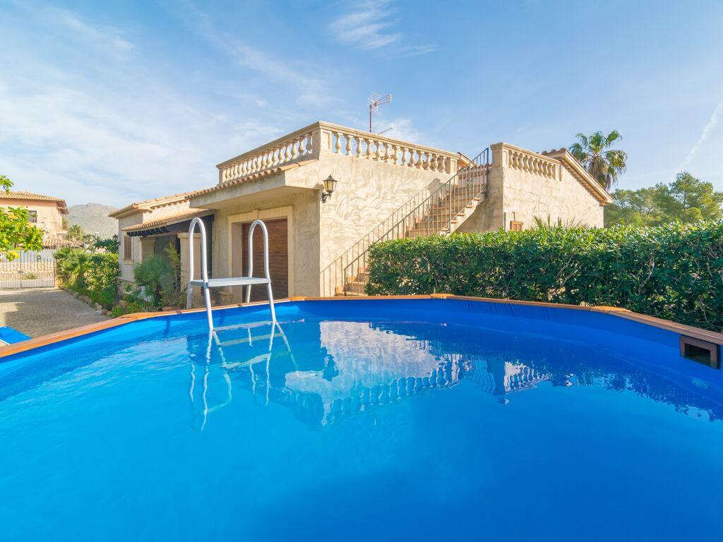 Maison de vacances VILLA GINEBRO - Ferienhaus für 6 Personen in Port de Pollença. (2773651), Formentor, Majorque, Iles Baléares, Espagne, image 5