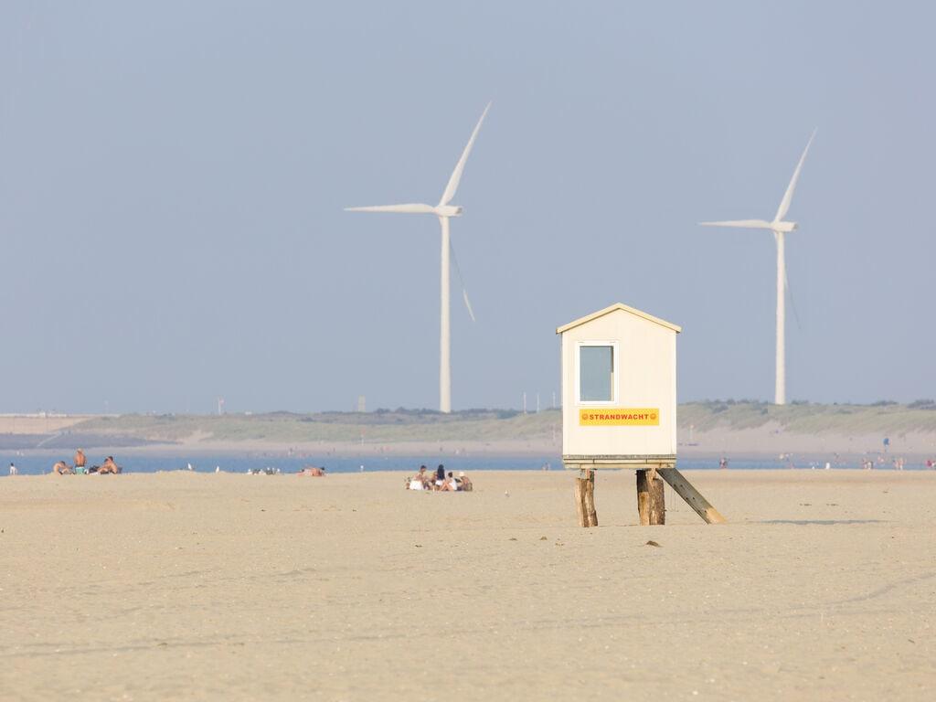Ferienwohnung Modernes Penthaus, 2 Badezimmer, in der Nähe des Veerse Meer (2791637), Stroodorp, , Seeland, Niederlande, Bild 12