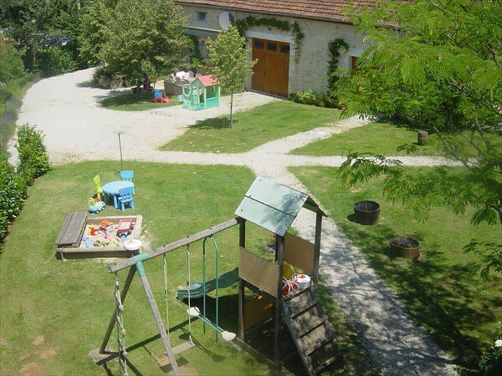 Ferienhaus Gemütliche Unterkunft in Dégagnac mit beheiztem Pool und Whirlpool (2790914), Salviac, Lot, Midi-Pyrénées, Frankreich, Bild 34