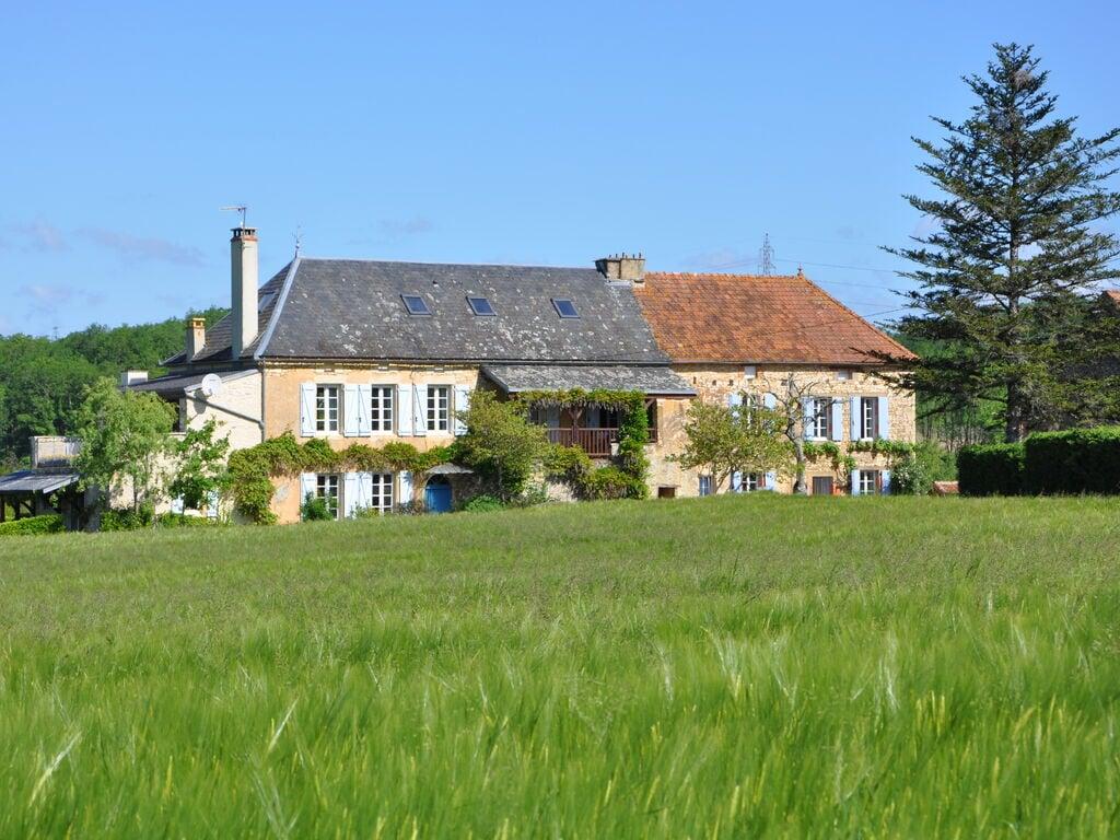 Ferienhaus Gemütliche Unterkunft in Dégagnac mit beheiztem Pool und Whirlpool (2790914), Salviac, Lot, Midi-Pyrénées, Frankreich, Bild 12