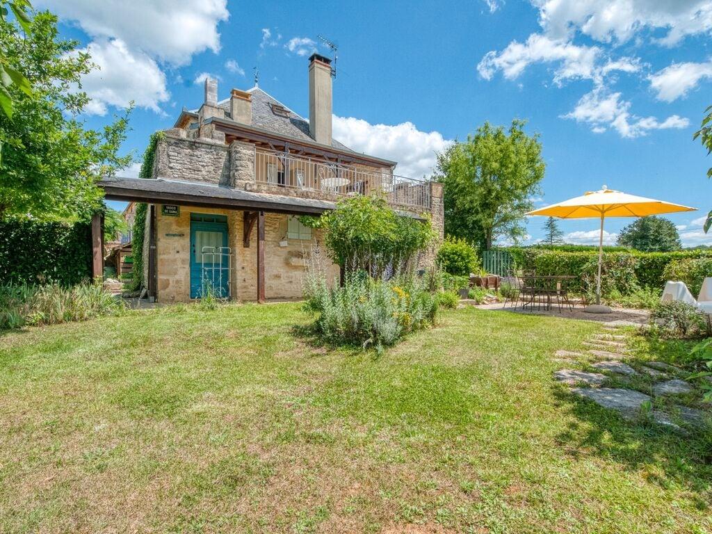 Ferienhaus Gemütliche Unterkunft in Dégagnac mit beheiztem Pool und Whirlpool (2790914), Salviac, Lot, Midi-Pyrénées, Frankreich, Bild 13