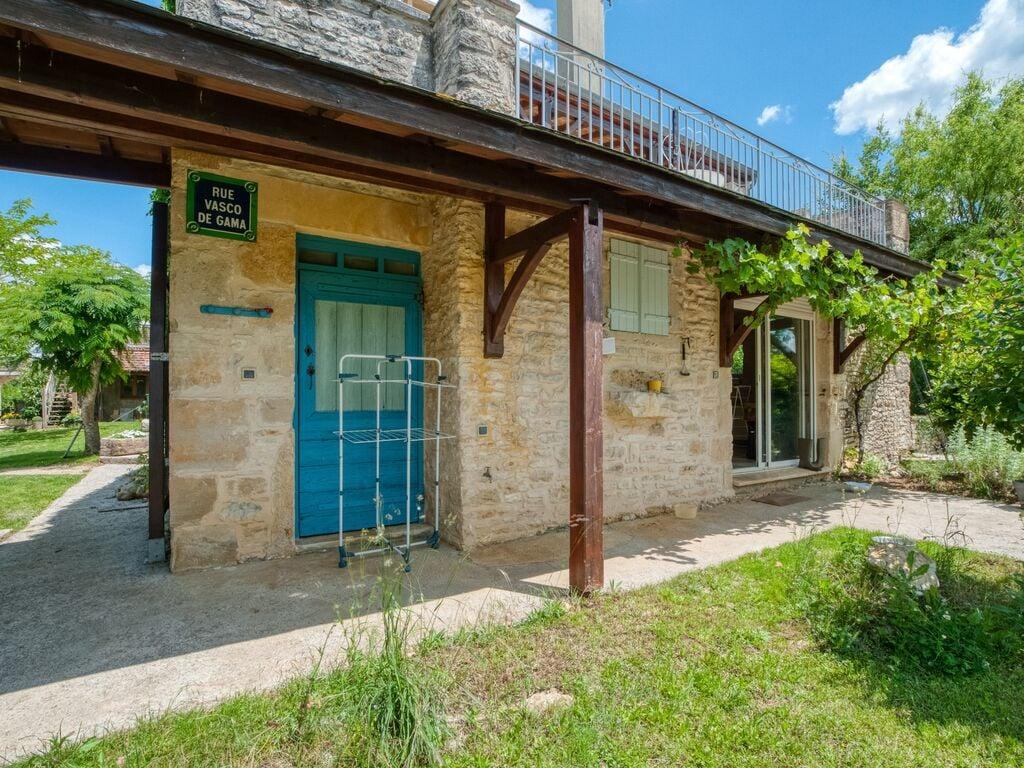 Ferienhaus Gemütliche Unterkunft in Dégagnac mit beheiztem Pool und Whirlpool (2790914), Salviac, Lot, Midi-Pyrénées, Frankreich, Bild 30