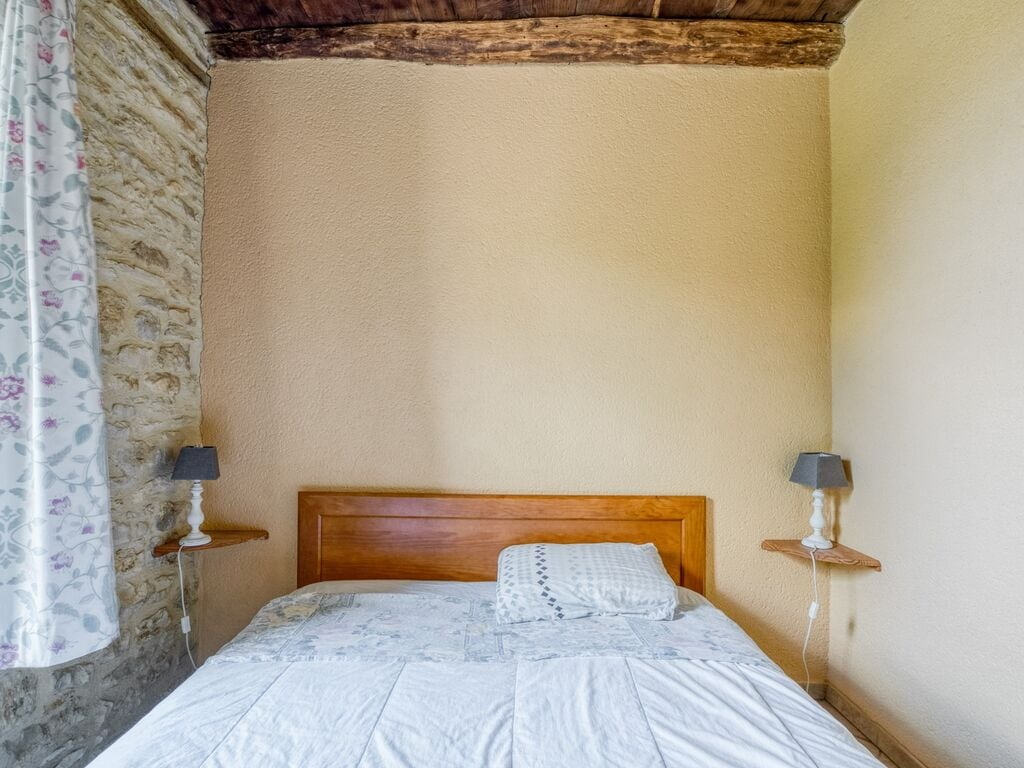 Ferienhaus Gemütliche Unterkunft in Dégagnac mit beheiztem Pool und Whirlpool (2790914), Salviac, Lot, Midi-Pyrénées, Frankreich, Bild 24
