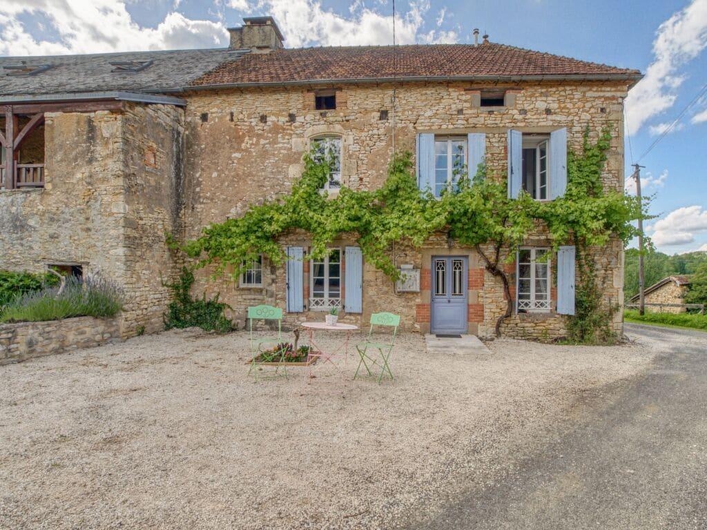 Ferienhaus Gemütliches Ferienhaus in Dégagnac mit beheiztem Pool und Whirlpool (2791007), Salviac, Lot, Midi-Pyrénées, Frankreich, Bild 3