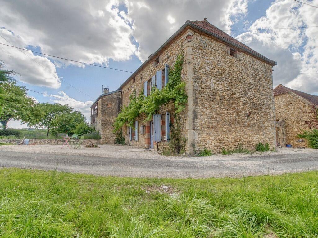 Ferienhaus Gemütliches Ferienhaus in Dégagnac mit beheiztem Pool und Whirlpool (2791007), Salviac, Lot, Midi-Pyrénées, Frankreich, Bild 1