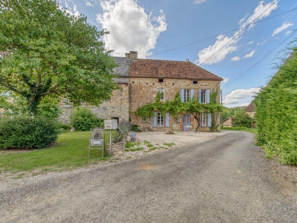 Ferienhaus Gemütliches Ferienhaus in Dégagnac mit beheiztem Pool und Whirlpool (2791007), Salviac, Lot, Midi-Pyrénées, Frankreich, Bild 10