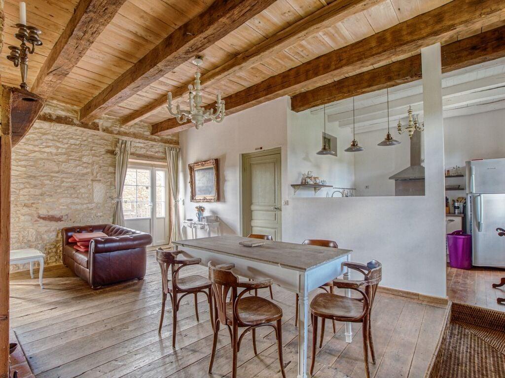 Ferienhaus Gemütliches Ferienhaus in Dégagnac mit beheiztem Pool und Whirlpool (2791007), Salviac, Lot, Midi-Pyrénées, Frankreich, Bild 12